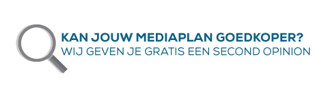 Second opinion voor jouw mediaplan?